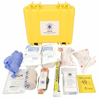 AVTK-Advanced Vehicle Trauma Kit