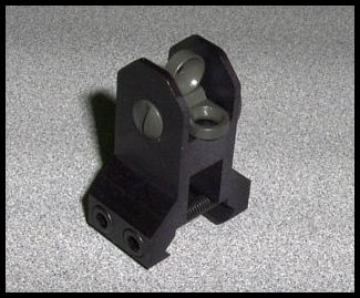 Stand Alone Rear Sight