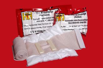 H-Bandage: Multi-Use Compression Bandage